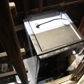 冷蔵庫110L 2ドア 黒 荒川南千住5丁目 - 家電