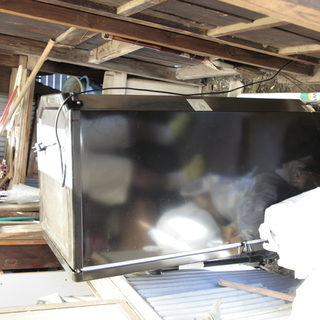 冷蔵庫110L 2ドア 黒 荒川南千住5丁目 - 荒川区