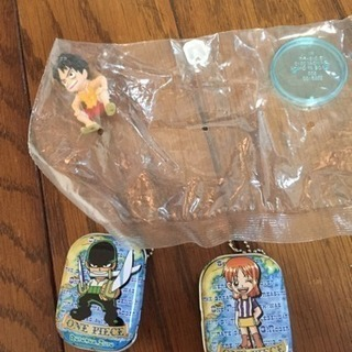 onepieceグッズ(キーホルダー)