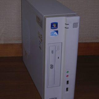 【終了】EPSONデスクトップ AY311s(E7500/2/160)