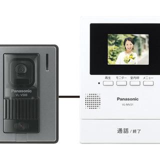 ☆パナソニック Panasonic VL-SV21X テレビドア...
