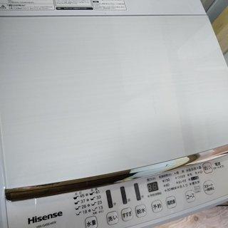 2016年モデル ハイセンス 4.5kg全自動洗濯機 keywo...