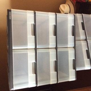 引き出し6個の収納ケースです。