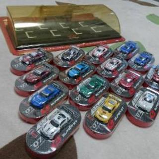 2007 スーパーGT コレクション 1:80モデル ミニカー 1...