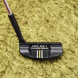 ゴルフクラブ 右利き用 パター LEXA STD I 34インチ ...