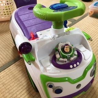 トイストーリー 車 ブーブー おもちゃ