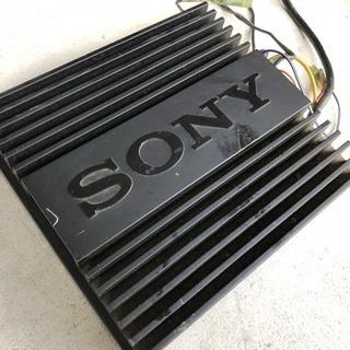 SONYパワーアンプ!XM701!80+80w