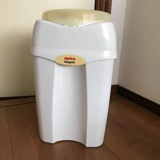 オムツ ゴミ箱 ゴミ袋付