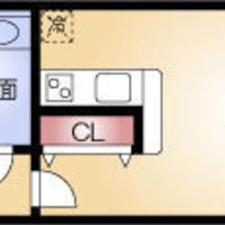 松屋町駅5分 家賃32000円 共益費5500円 31㎡