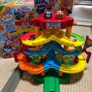 アンパンマン コロロン大うんどうかい おもちゃ