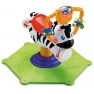 フィッシャープライス しまうま おもちゃ 遊具