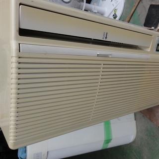 東112 モリタ窓用エアコン4.5~6畳