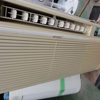 東112 モリタ窓用エアコン4.5~6畳  - 江戸川区