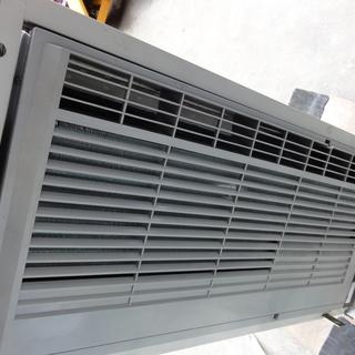 東112 モリタ窓用エアコン4.5~6畳  - 家電