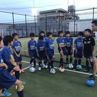Puente Futsal School-プエンテ フットサルスク...
