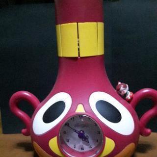ハクション大魔王からくり時計