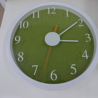 ★お洒落な壁掛け時計★値引き相談!