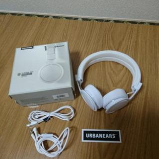 Bluetoothヘッドフォン(URBANEARS PLATTA...