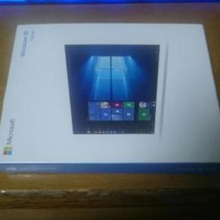 Windows10Home パッケージ版