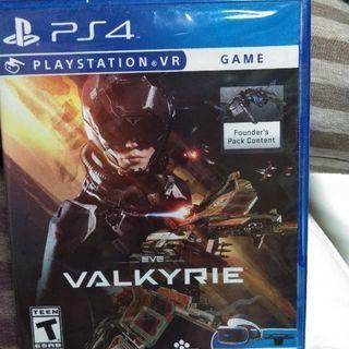 EVEVALKYRIE(PS4)PSVR