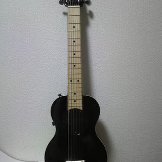 G♯ギタ- OF-1 黒 / ジ-シャ-プ ミニギタ- 《発送も...