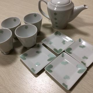 【新品未使用】ティーセット、お茶セット