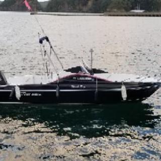 ヤマハ ボート SRV20 60馬力