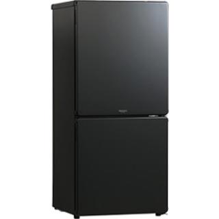 冷蔵庫110L 2ドア 黒 荒川南...
