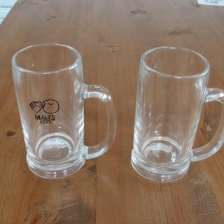 ビールジョッキ 2個