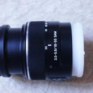 SONY 超広角レンズ 18-55mm F3.5-5.6 美品