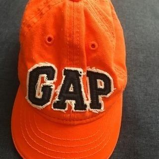 GAP  キャップ   オレンジ