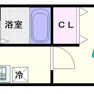 【ラ・フォンテ難波南】2号タイプ!1Kタイプ!スーパーが隣で買い...