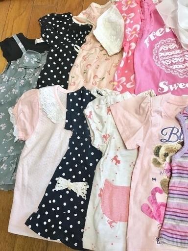 e3d6dbe51d36d 赤ちゃん ベビー トップス等 20着セット 80サイズ 女の子ブランドMIX 夏服 - さいたま市
