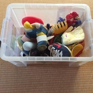 ベビーおもちゃ&靴