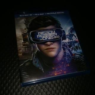 レディ・プレーヤー1 Blu-ray+3D Blu-ray(o・...
