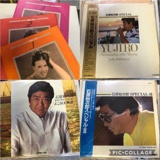 【蔵整理】レコード 演歌 歌謡曲 20枚位