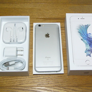 SoftBank iPhone6s 16GB シルバー