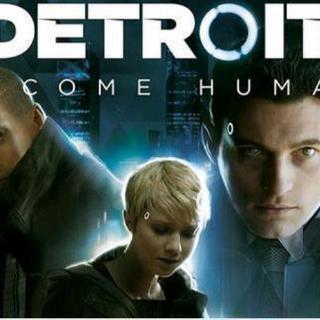 DETROIT デトロイト ビカムヒューマン PS4
