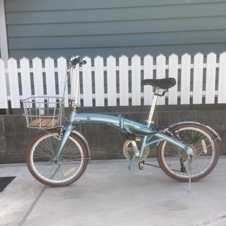 Fiat 折りたたみ自転車 20インチ