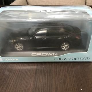 新型クラウン ミニカー 新品未開封