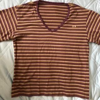 ワンポイント Tシャツ 女性用