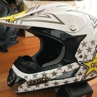 オフロード用ヘルメット