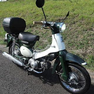 リトルカブAA01 85cc 引き取り基本です。