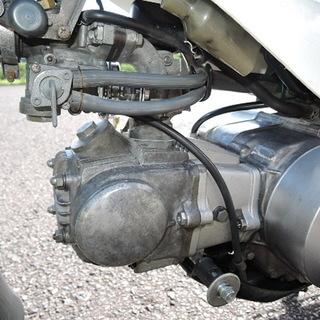 リトルカブAA01 85cc 引き取り基本です。 − 岩手県