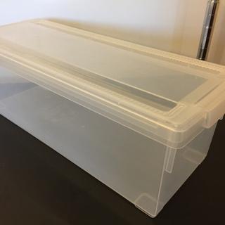 天馬 ディスク収納ボックス【7個セット】 幅17.5×奥行45×...