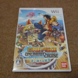 Wii ONE PIECE アンリミテッドクルーズ エピソード1...