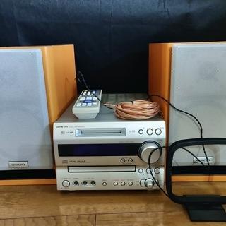 FR-N7SX +スピーカー、リモコンX-N7SX MD不良
