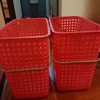 ランドリーバスケット(洗濯かご)