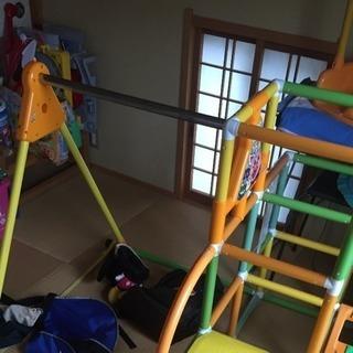 アンパンマン ブランコパーク ジャングルジム 滑り台
