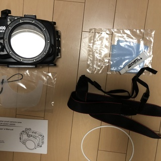 Sony α6000用 水中ハウジング(ダイビング等)